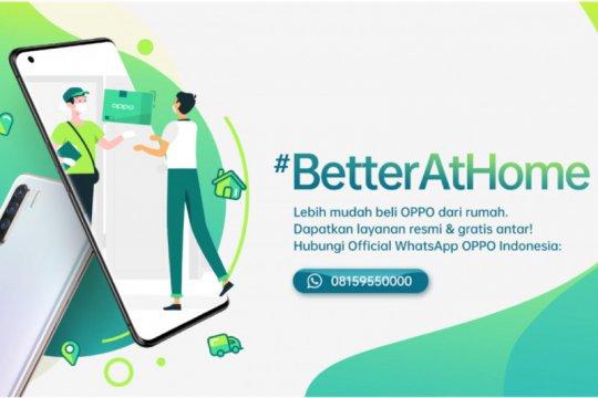 Oppo sediakan layanan khusus konsultasi dan pemesanan smartphone