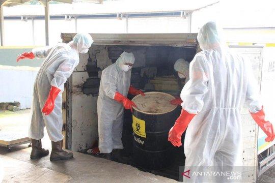 RS berinsinerator diharapkan bantu faskes lain kurangi limbah medis