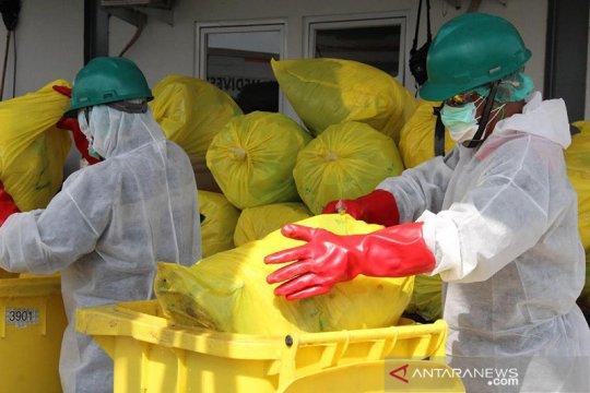 Ahli lingkungan peringatkan penambahan masif limbah medis COVID-19