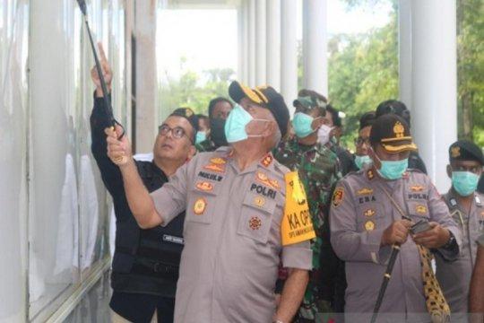 Kapolda Papua akui tidak ada pos keamanan di sekitar TKP penembakan