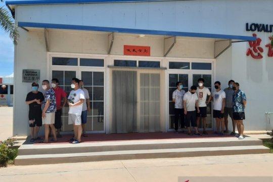 Bupati Bintan peringatkan PT BAI tidak pekerjakan TKA ilegal