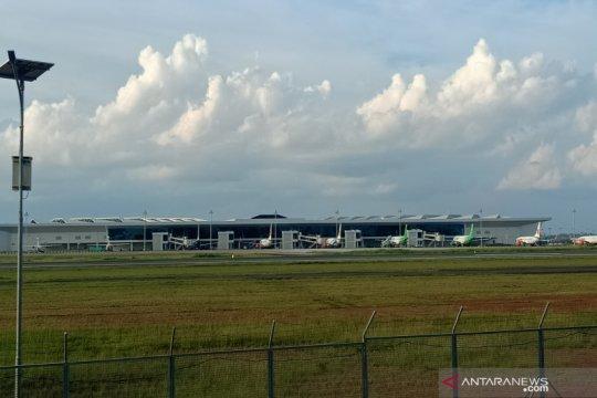 Cegah COVID-19, Bandara Syamsudin Noor dukung pembatasan masuk Kalsel