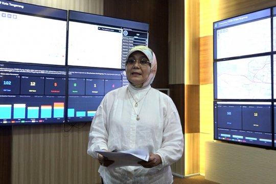 Di Kota Tangerang, kasus positif COVID-19 capai 29 orang