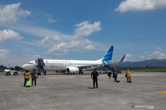 BPS sebut penurunan harga tiket pesawat dorong deflasi di Kota Malang