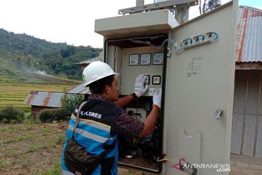 PLN operasikan jaringan listrik tiga desa di NTT