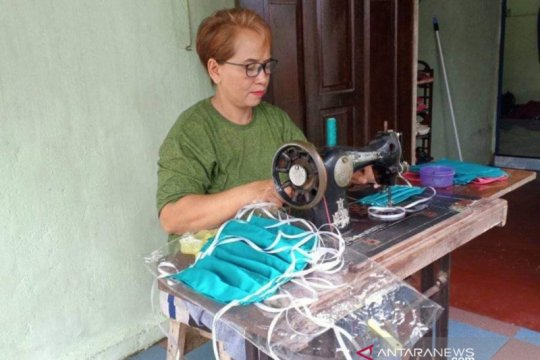Dokter: Masker kain kurang efektif cegah penularan COVID-19