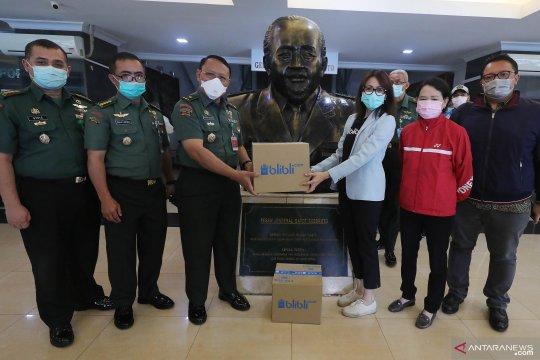 Blibli gandeng Gerakan Masker untuk Indonesia tekan COVID-19