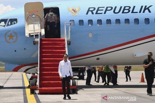 Presiden Jokowi harap RS Darurat Pulau Galang tak rawat pasien COVID19