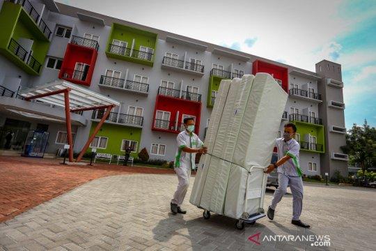 Griya Anabatic dijadikan tempat isolasi pasien COVID-19 di Tangerang