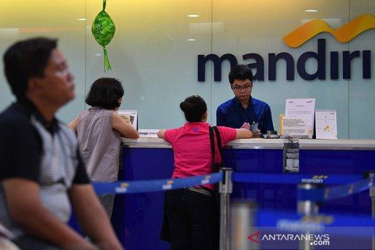 Bank Mandiri siagakan 121 cabang pada libur Lebaran 2020