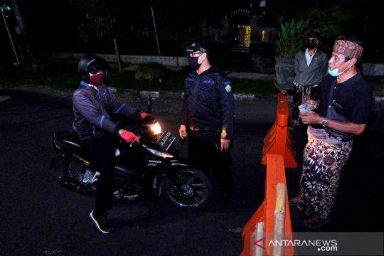 Pembatasan mobilitas orang di Denpasar