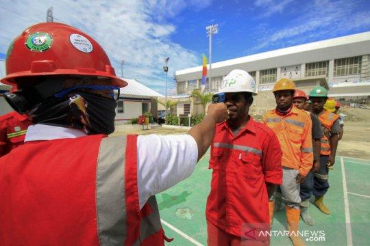 Pembatasan sosial di Papua