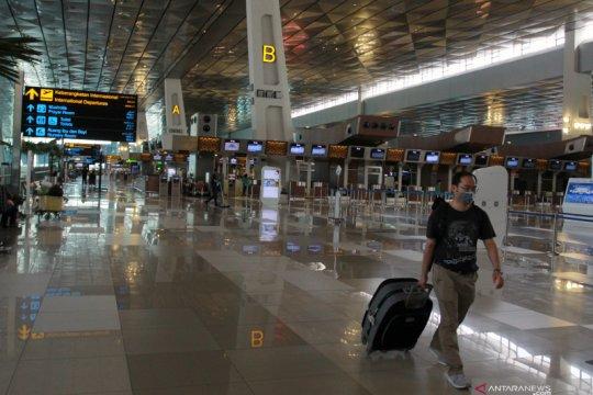 Sri Mulyani sebut pendapatan industri penerbangan hilang Rp270 miliar