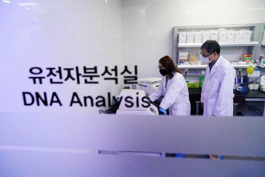 Korea Selatan kirim 600 ribu alat uji COVID-19 ke AS