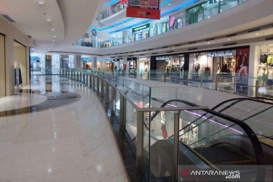 Sejumlah pusat perbelanjaan di Depok tutup sementara