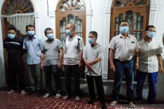 Tujuh TKA China yang ditolak warga Nagan Raya Aceh memiliki izin kerja