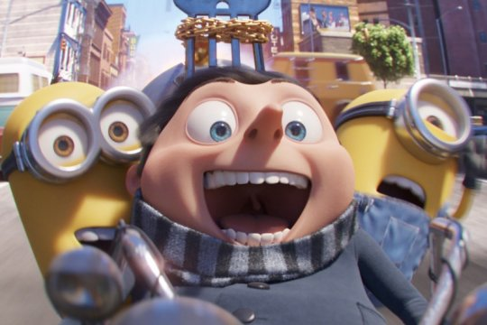 """Minions: The Rise of Gru"" rilis 2 Juli 2021"