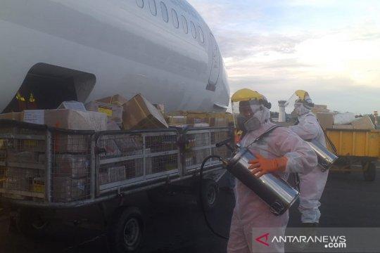 Jubir Freeport: Airfast tak angkut penumpang dukung penanganan corona