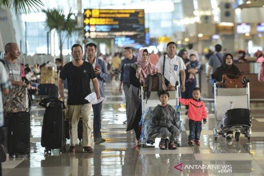 KKP Bandara Soetta ungkap 40 penumpang positif COVID-19 pada April-Mei