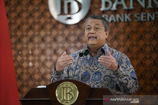 Gubernur BI sebut minat investor tinggi beli SBN mampu dongkrak rupiah