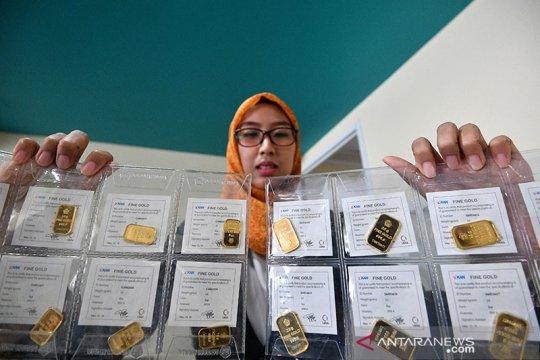 Antam buka layanan transaksi emas secara online, guna cegah Corona