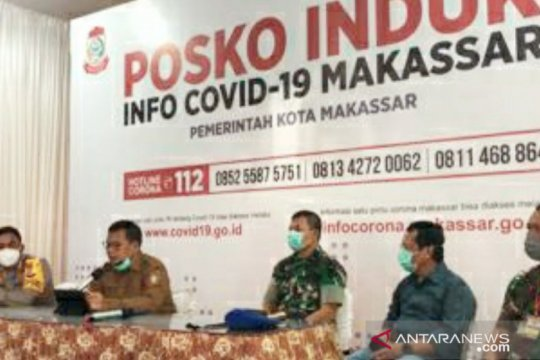 Pejabat Pemkot Makassar PDP COVID-19 meninggal