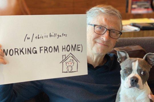 Bill Gates prediksi negara miskin akan terlambat peroleh akses vaksin