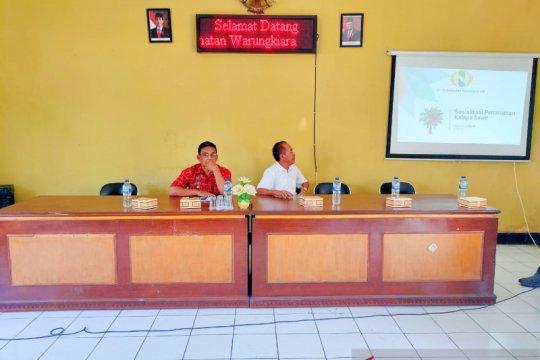 PTPN VIII sosialisasikan keunggulan sawit untuk perekonomian