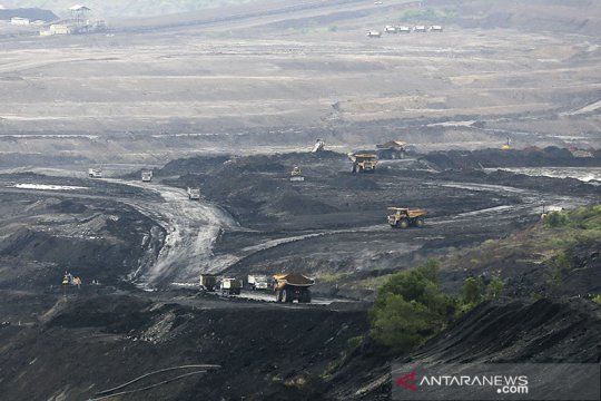 Kementerian ESDM apresiasi peran asosiasi pertambangan batubara