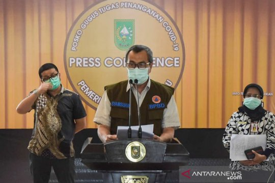 Riau tetapkan status tanggap darurat COVID-19