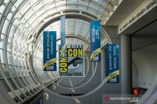 San Diego Comic-Con belum ubah tanggal acara di tengah corona