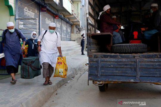 Polisi Nepal evakuasi sejumlah WNI dari sebuah masjid di Lalitpur