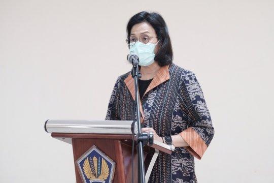 Sri Mulyani lantik Kepala BKF dan Direktur LMAN