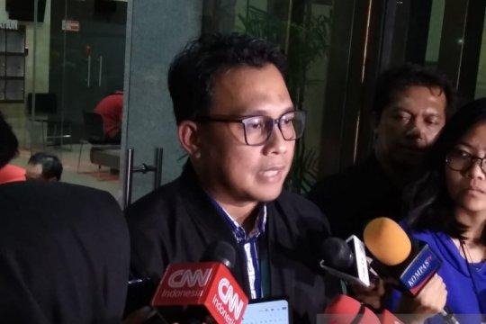 KPK: Belum ada pembahasan usulan penyesuaian gaji pimpinan