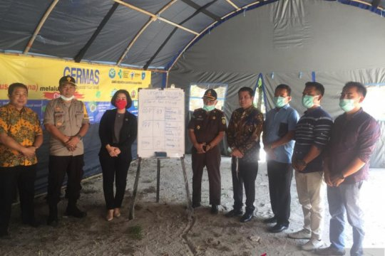 Cegah COVID-19, Pemkab Bangka Tengah ingatkan warga tetap di rumah