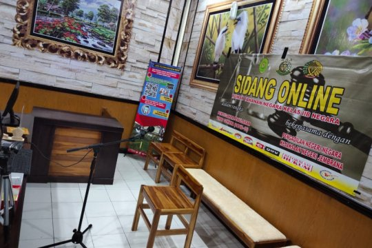 """Lapas-Rutan di Bali sediakan sarana """"besuk online"""" bagi narapidana"""