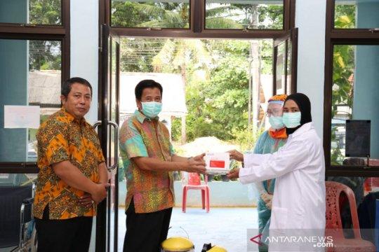 Tangani COVID-19, Pemkab Bangka Tengah pastikan ketersediaan APD