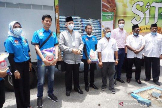 Malaysia sumbang lima ton beras ke KNPI atasi dampak COVID-19