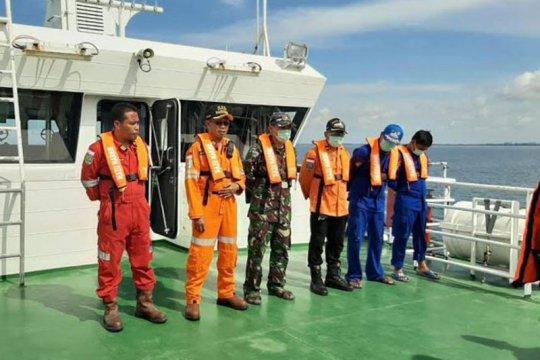 Nakhoda kapal asing hilang di Laut Sampit