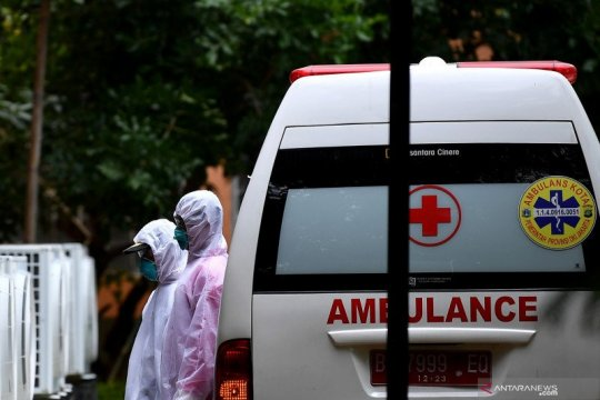 73 pasien RSPI Sulianato Saroso sembuh