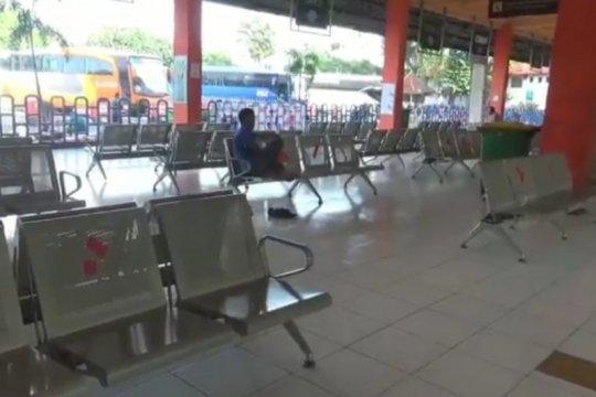 PO Laju Prima Kampung Rambutan tutup sementara karena sepi penumpang