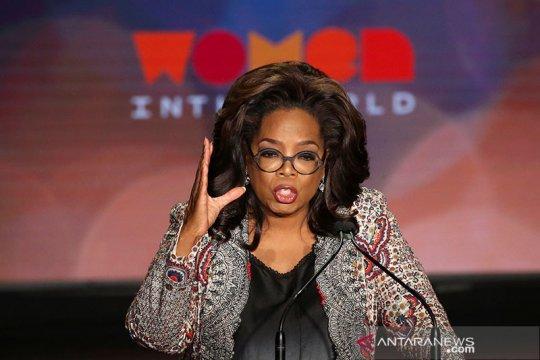 Wabah virus corona, Oprah Winfrey sumbang 10 juta dolar AS