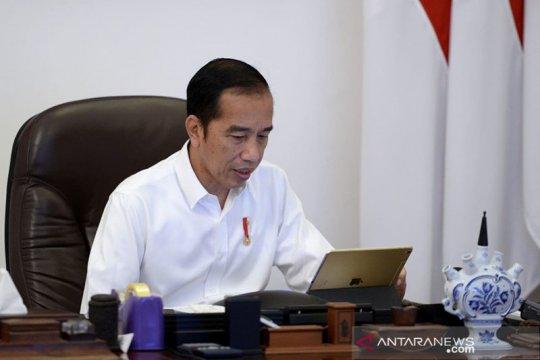 Hukum kemarin, drone buat ukur suhu tubuh hingga Syarifuddin Ketua MA