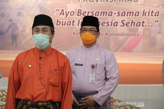 Kasus positif COVID-19 Riau naik jadi 10 kasus karena transmisi lokal