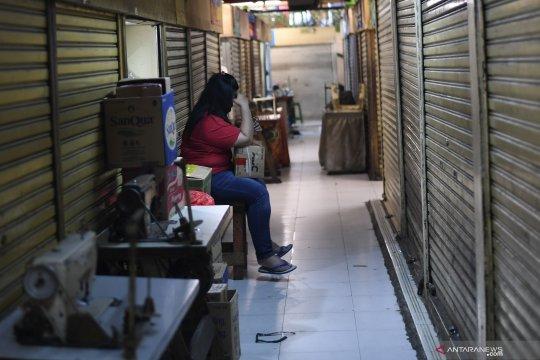 Pemkot Jakpus lakukan penataan Pasar Baru