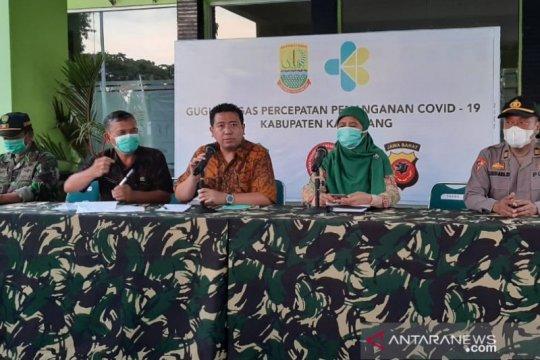 Tambahan dua positif COVID-19 di Karawang termasuk seorang PKL