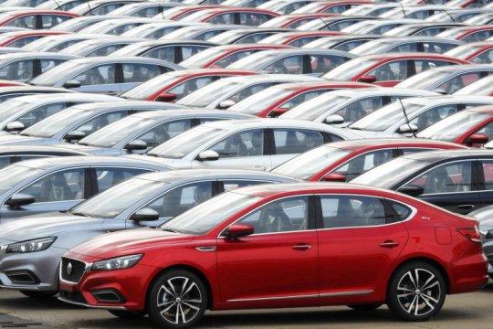 Cara China dorong penjualan otomotif