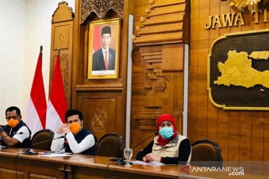 Pemprov Jatim belum terima pengajuan PSBB daerah