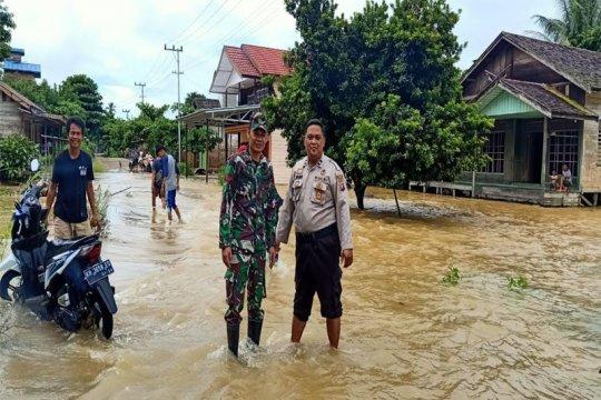 Sejumlah desa di pedalaman Barito Utara dilanda banjir
