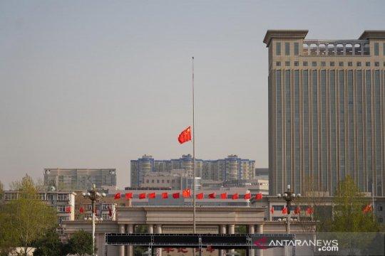 """Shijiazhuang """"lockdown"""", 80 persen penerbangan batal"""